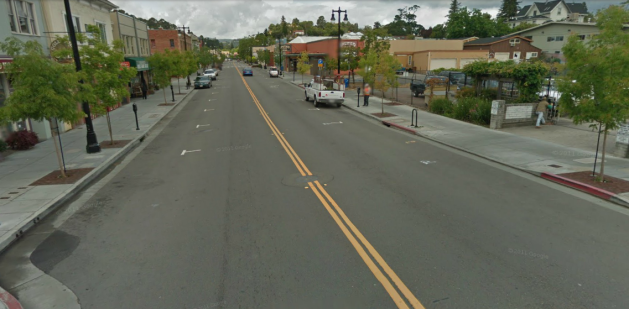 San Rafael's West End